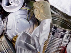 Waste Metal Processing and Recycling Services in Lancashire