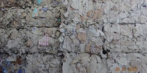Waste Paper, Cardboard, Plastics and Metal Baling and Rebaling Services in Lancashire