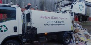Waste paper and Cardboard Processing and Recycling in Lancashire