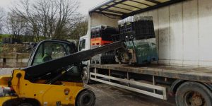 Waste Paper, Cardboard, Plastics and Metal Processing Services in Lancashire