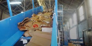 Waste Processing and Recycling Facilities in Lancashire